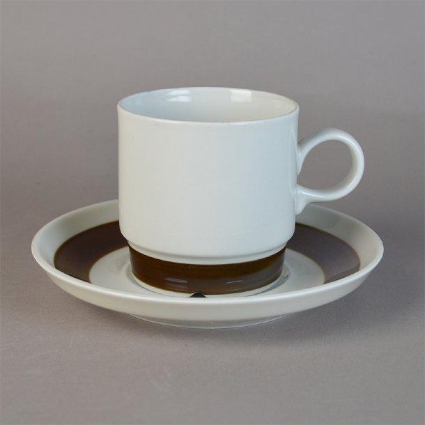 Kaffekop. 2 dele. Forma stel fra Rörstrand.