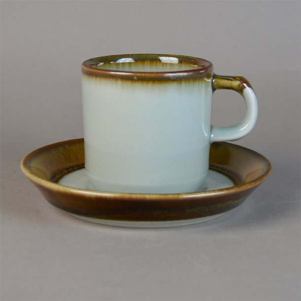 Kaffekop. 14 cl. Diskos stel fra Desiree.