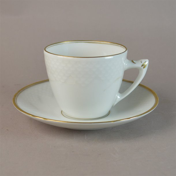 Kaffekop. nr. 102. 1,25 dl. Hartmann. Bing & Grøndahl.
