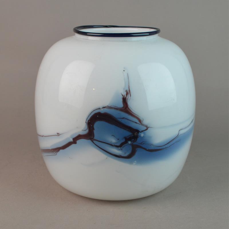 Holmegaard Vaser Rd Vase And Cellar Image Avorcor