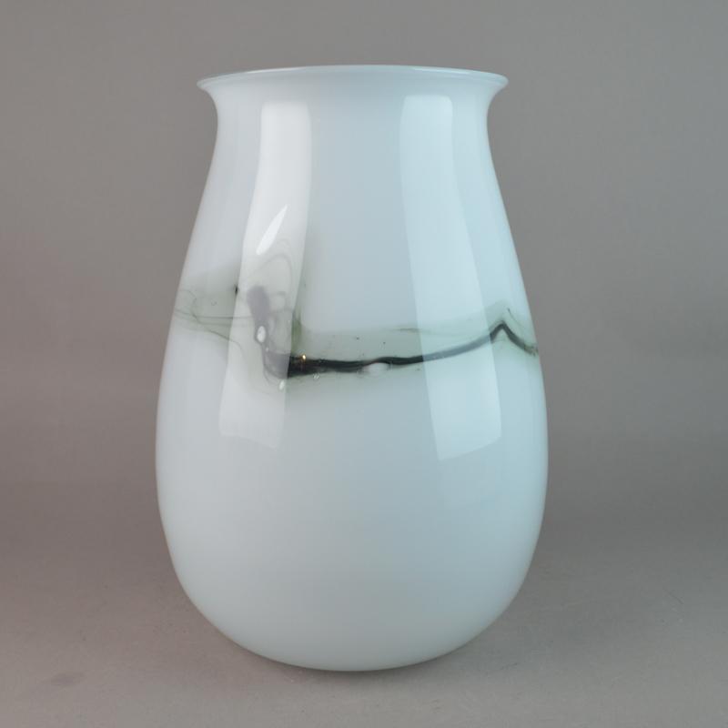 Sakura Vase 23 Cm Holmegaard Glasvrk