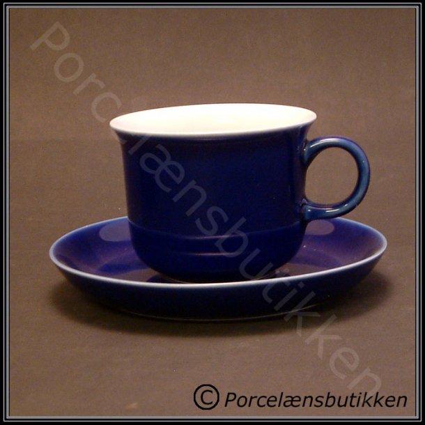 Kaffekop, blå. 1,5 dl. Polar fra Desirée.