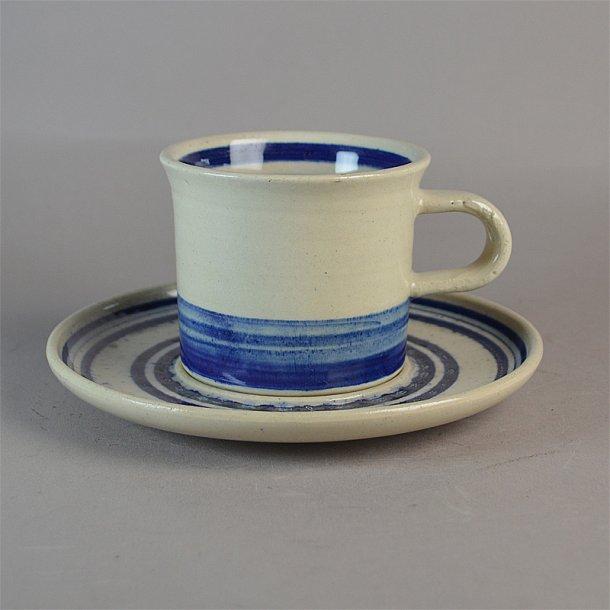 Kaffekop. 2. dele. Sebastian Design.