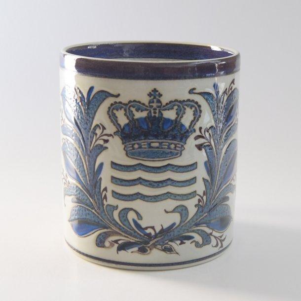 Jubilæumskrus. Royal Copenhagen 200 års Jubilæum. Royal Copenhagen.