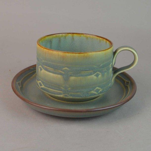 Kaffekop. nr. 305. 1,75 dl. Rune. Bing & Grøndahl.