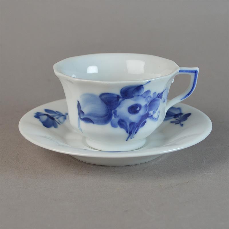 royal copenhagen blå blomst