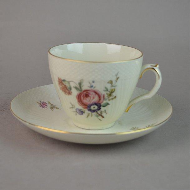 Kaffekop. nr. 1870. 18 cl. Frijsenborg. Royal Copenhagen.