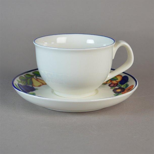 Kaffekop. 1,8 dl. Gylden Sommer fra Royal Copenhagen.