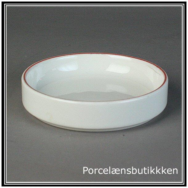 Askebæger. nr. 3082. 9,5 cm. Rødtop fra Royal Copenhagen.