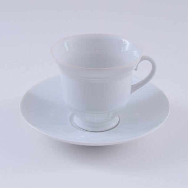 Kaffekop. nr. 102. 1,25 dl. Offenbach. Bing & Grøndahl.