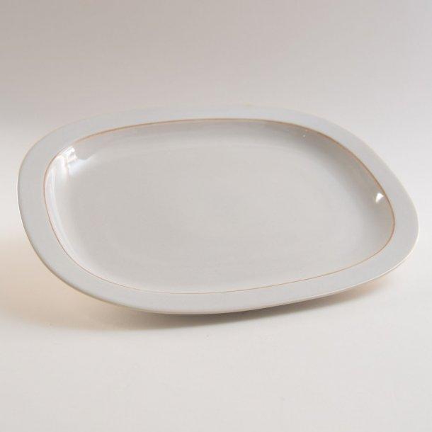 Fad, ovalt mellem. nr. 316. 31 cm. Coppelia. Bing & Grøndahl.