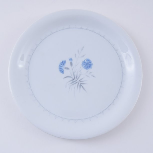 Kagefad. nr. 101. 24 cm. Demeter, hvid. Bing & Grøndahl.