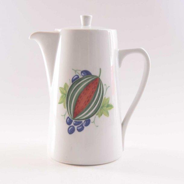 Kaffekande. 1 liter. Picnic. Porcelænsfabrikken Danmark, Lyngby