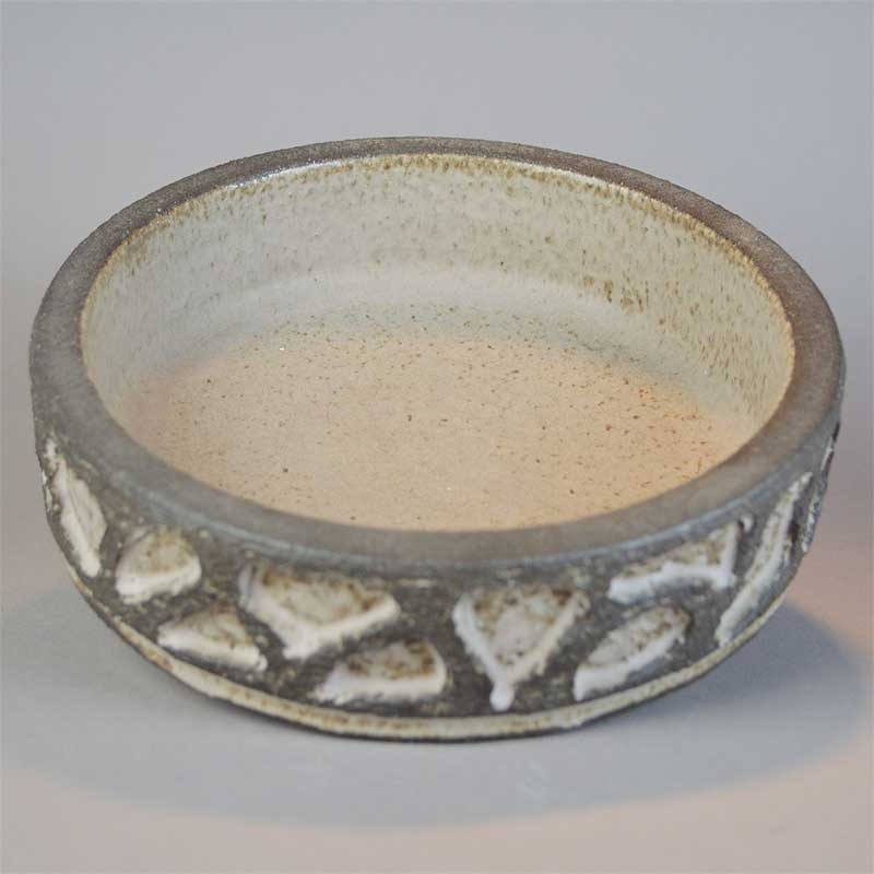 løvemose keramik Skål, rund. 18 cm fra Løvemose Keramik. løvemose keramik