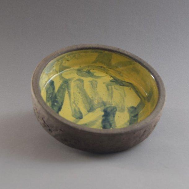 Askeskål. 17 cm. Almus Keramik.