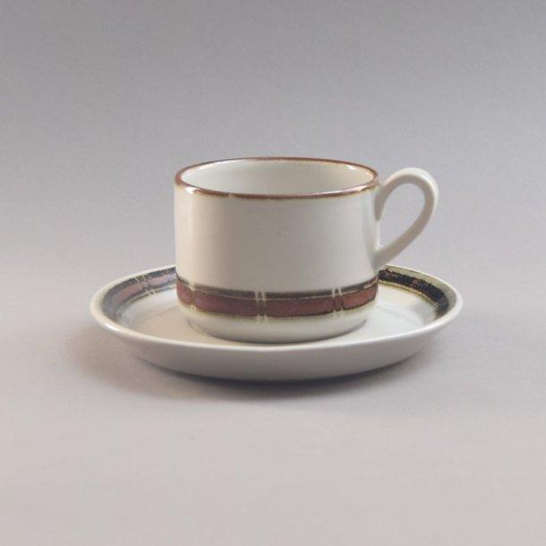 Kaffekop med høj hank. 1,7 dl. Selandia stel fra Desiree.