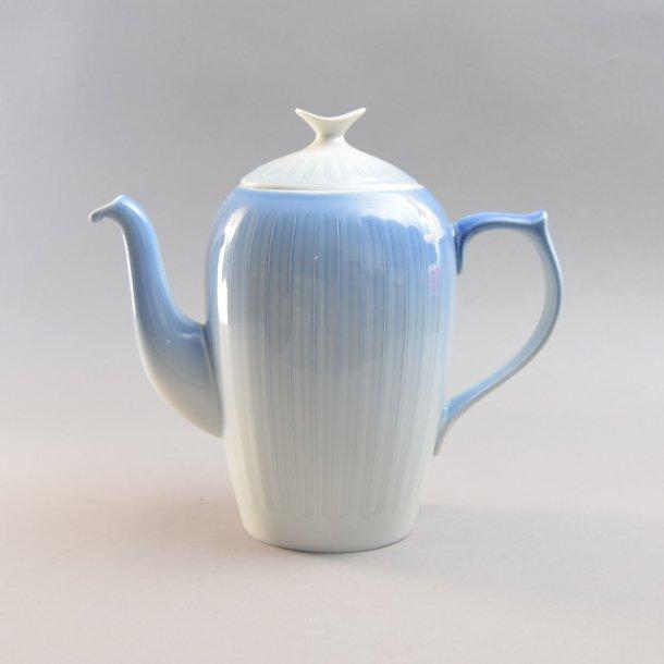 Kaffekande. nr. 301. 1 liter. Ballerina uden guld. Bing & Grøndahl