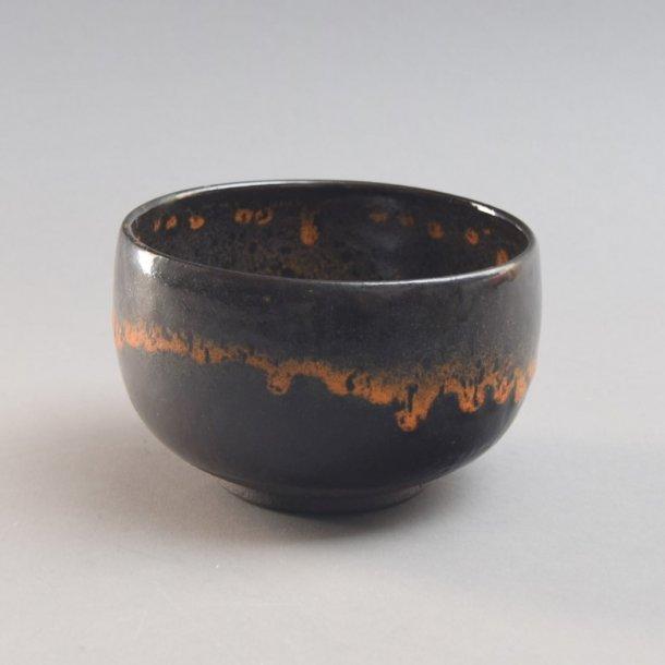 Skål. 11 cm. Hyllested Keramik.