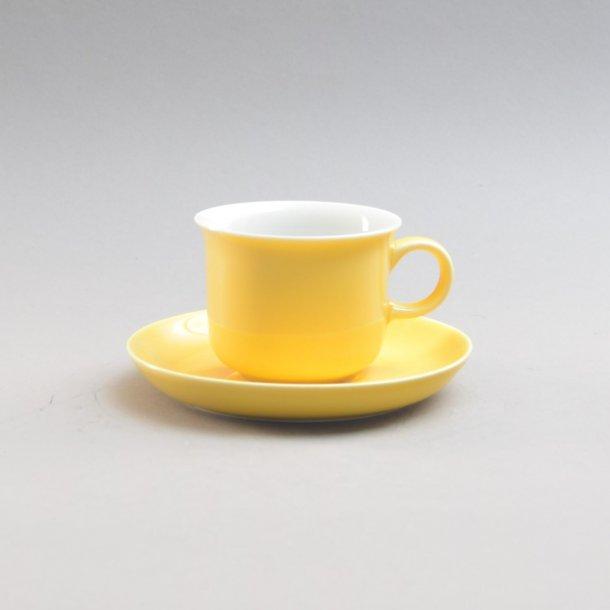 Kaffekop, gul. 1,5 dl. Polar fra Desiree.