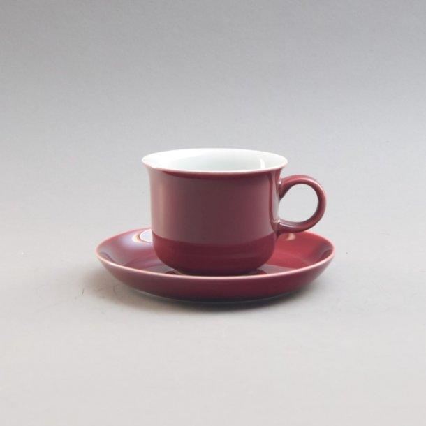 Kaffekop, bordeaux. 1,5 dl. Polar fra Desiree.