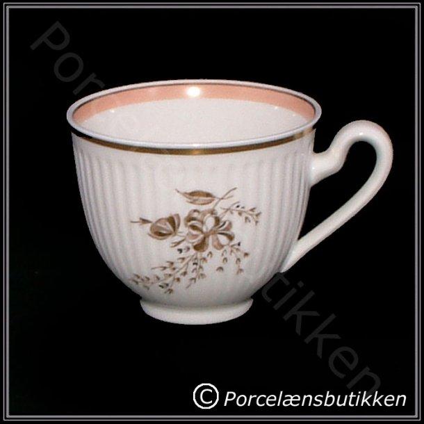Kaffekop, løs. nr. 9956. 1,6 dl. Clarissa. Royal Copenhagen.