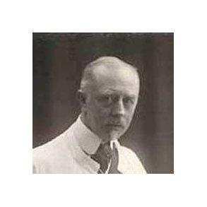 Arnold Krog. 1856 - 1931.