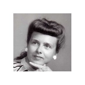 Astrid Tjalk. 1925 - 2014.