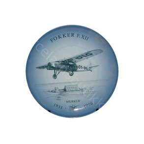 Flyplatter - B&G
