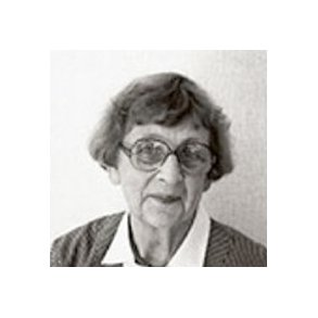 Gertrud Vasegaard. 1913 - 2007.