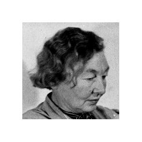 Gertrud Kudielka. 1896 - 1984.
