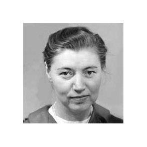 Hertha Bengtson. 1917 - 1993.