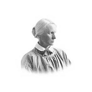 Ingeborg Plockross Irminger. 1872 - 1962.