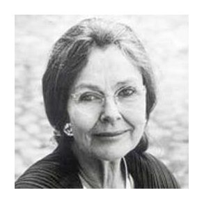 Vivianna Torun Bülow-Hübe. 1927 - 2004.